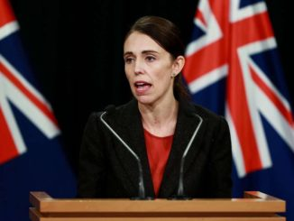 New Zealand Prime Minister spoke to the media at a press conference after the Mosque Attack.