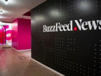 Buzzfeed Headquarters in New York City