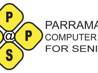 Logo for parramatta computer pals for seniors