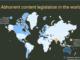 Abhorrent content legislation in the world