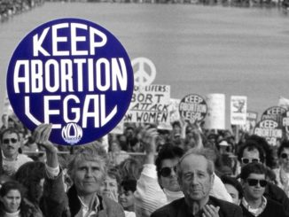 It's time to legalize abortion.