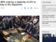 Picture of BBC Brexit article above the fold