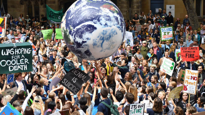 Australia school strike for climate change: the thing that we cannot ignore!