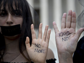 """No More"" and Kava-No"" to sexual assault"