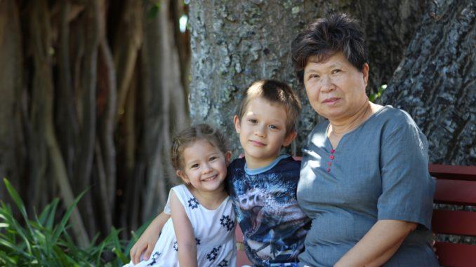 Children and Grandparents