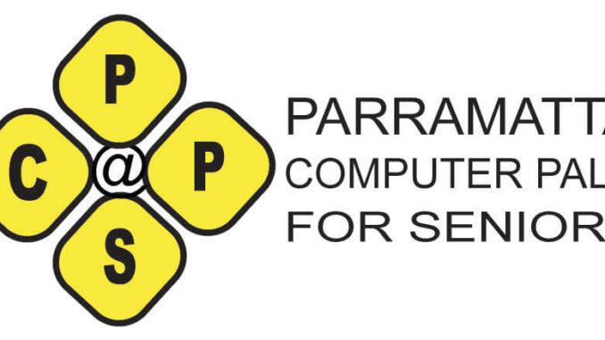 Logo for parramatta computer pals for seniors