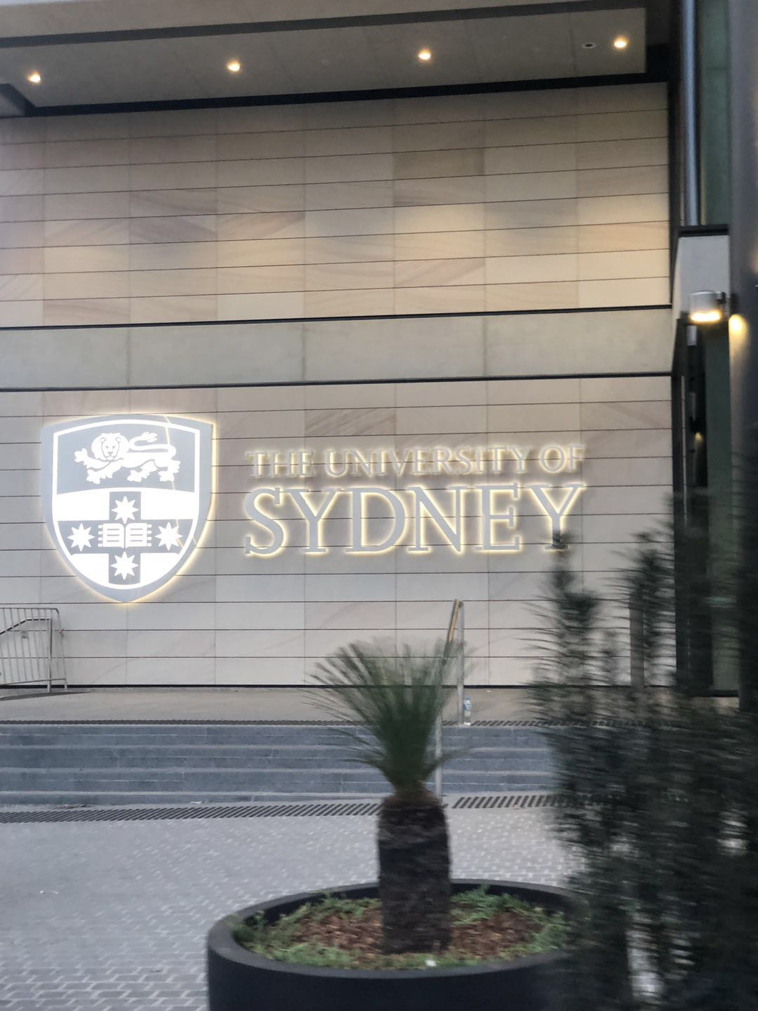 USYD logo Beside City RD