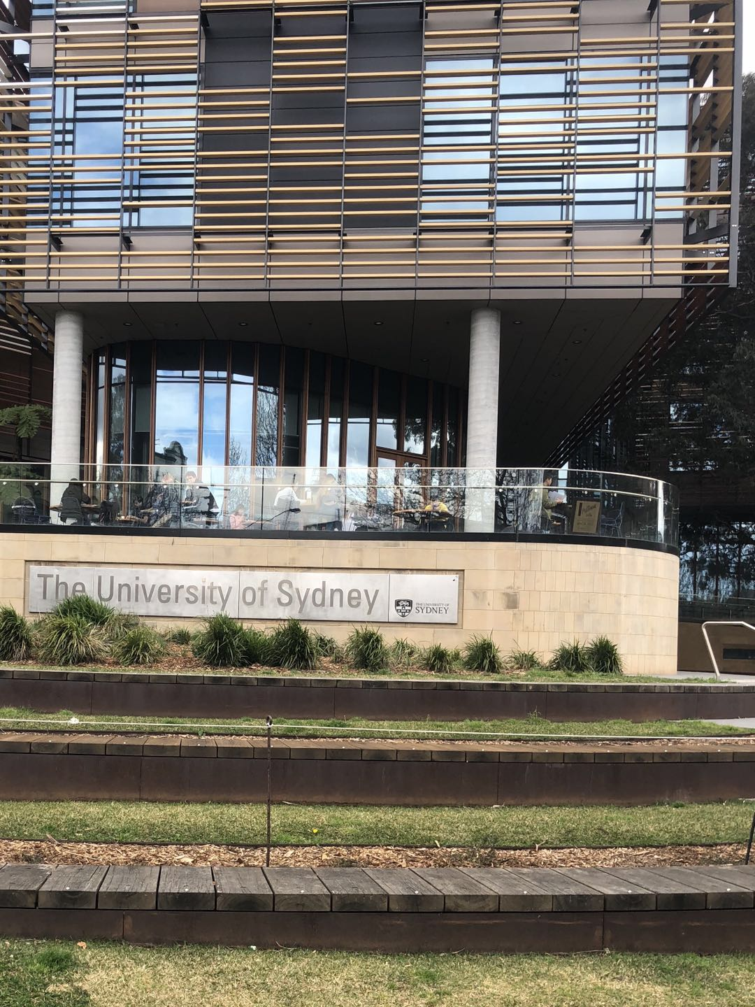 USYD logo in ABS