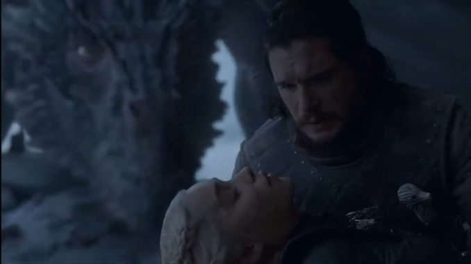 Daenerys Targaryen's Death in Game of Thrones