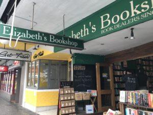 Elizabeth's Bookshop in King Street