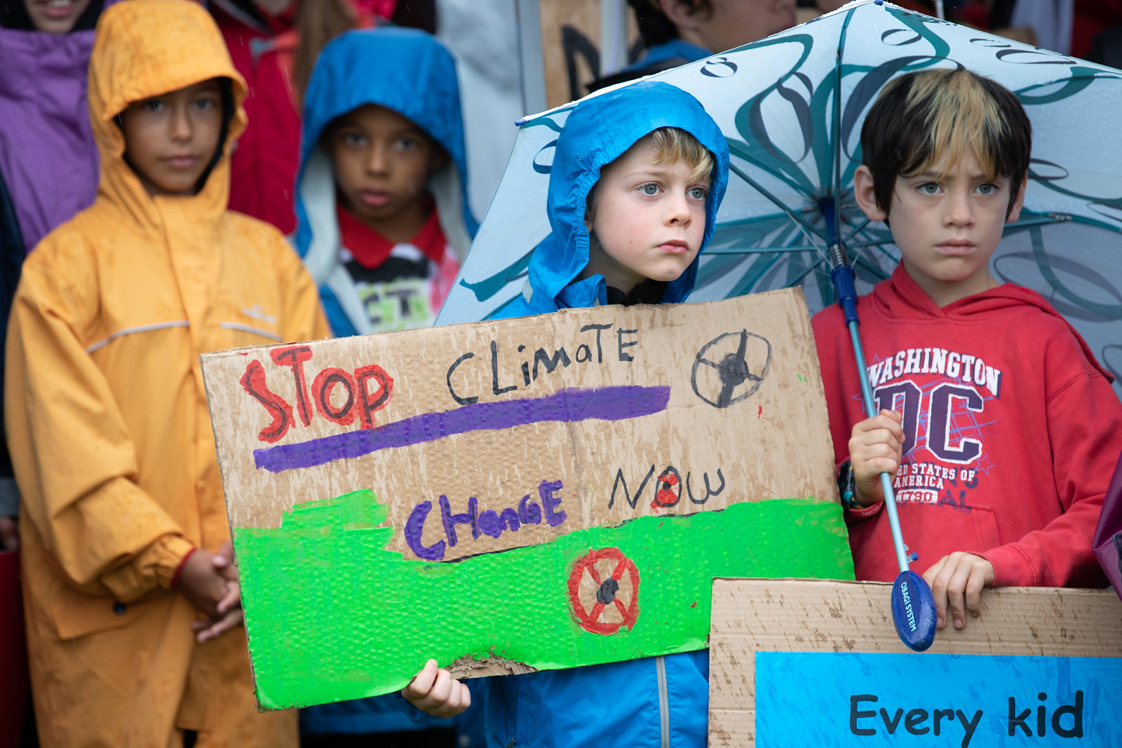 Canberra School Strike for Climate Action