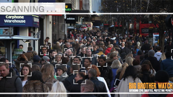 Londoners will be targeted by face scanning tech