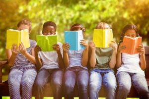 It is time to start an amazing book tour. The Conversation-from shutterstock.com https://theconversation.com/10-great-books-that-all-children-should-read-51203