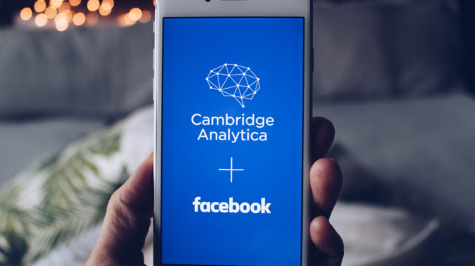 Facebook is being sued by Australia's information watchdog for it was sharing private information with This is Your Digital Life app by Cambridge Analytica.Photo by Book Catalog