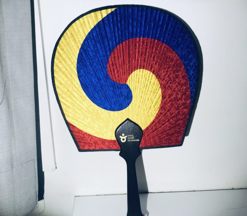 Korean fan
