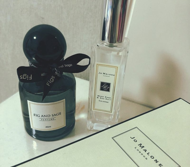 perfume also named Sage
