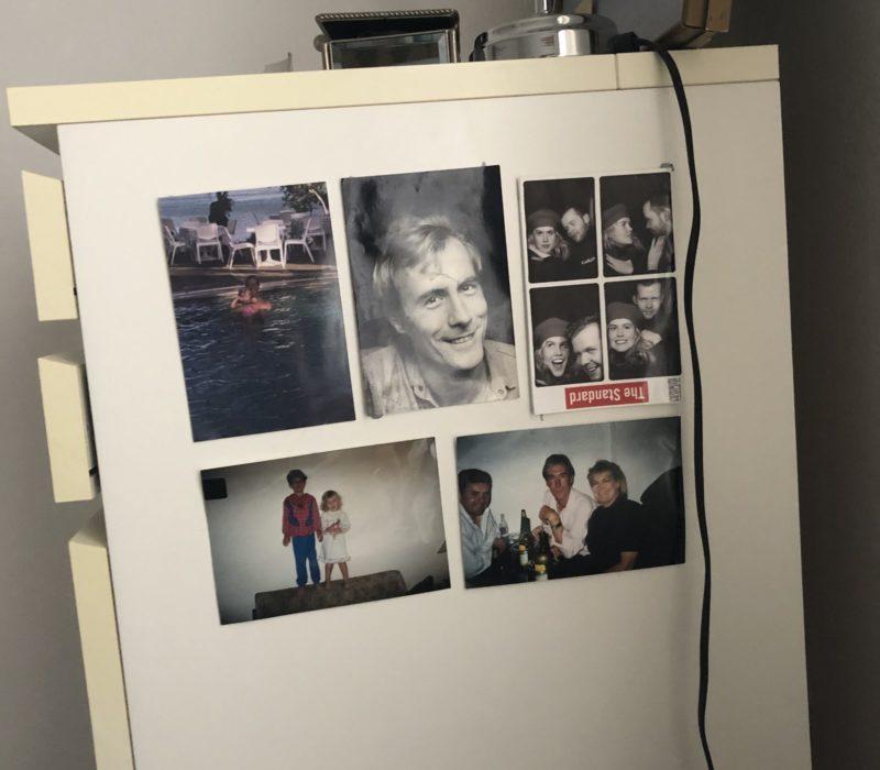 photos displayed