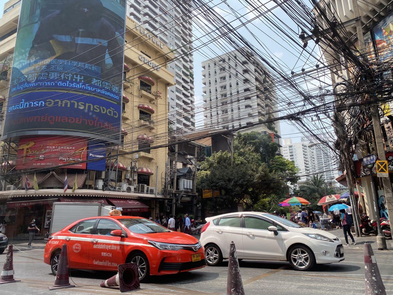 Bangkok day