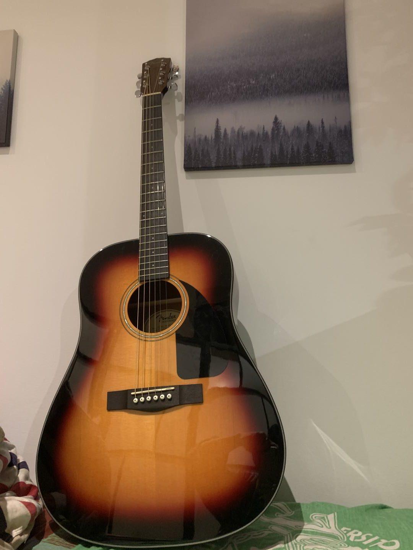 'Fish''s Guitar