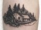 Tattoo of House